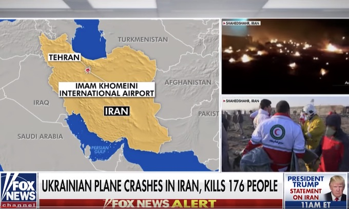 63 Canadians dead in Iran plane crash