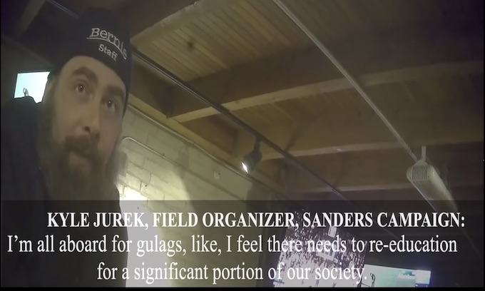 Sanders camp mum on pro-gulag staffer, says Iowans 'don't care about political gossip'; 2nd video released