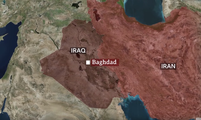 Iranian missiles target military bases housing U.S. soldiers in Iraq