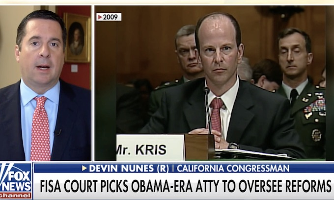 Jordan, Meadows demand to know why Obama DOJ official was appointed by FISA court