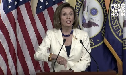 Lindsey Graham: Nancy Pelosi 'orchestrated the church of holy hell'