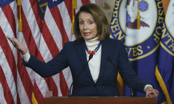 Pelosi announces House vote to protect Iran from military action by Trump