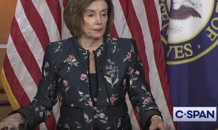 Nancy Pelosi: 'You cannot be acquitted if you don't have a trial'