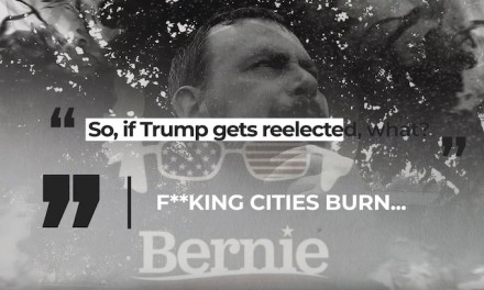 Project Veritas: Sanders staffer says 'cities burn' if Trump reelected, predicts violence at DNC