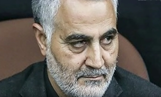 Soleimani role in Aleppo siege illustrates iron hand in Middle East