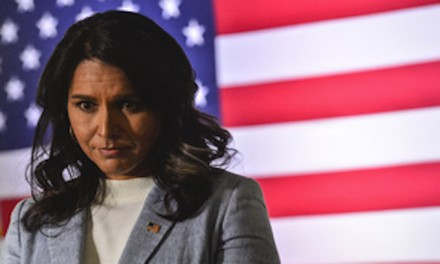 Gabbard sues Hillary Clinton over Russia 'favorite' comments