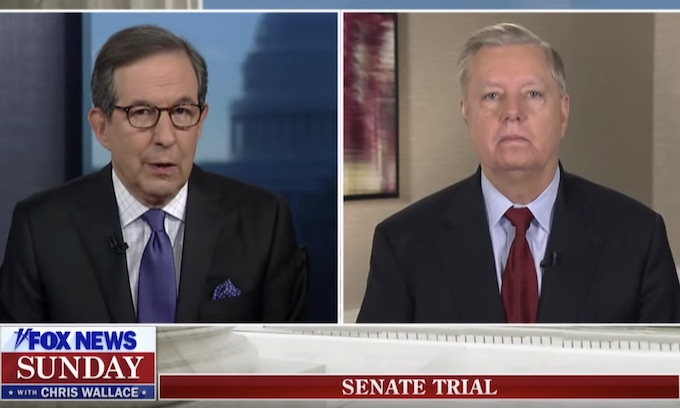 Lindsey Graham: We don't have the votes to dismiss impeachment trial