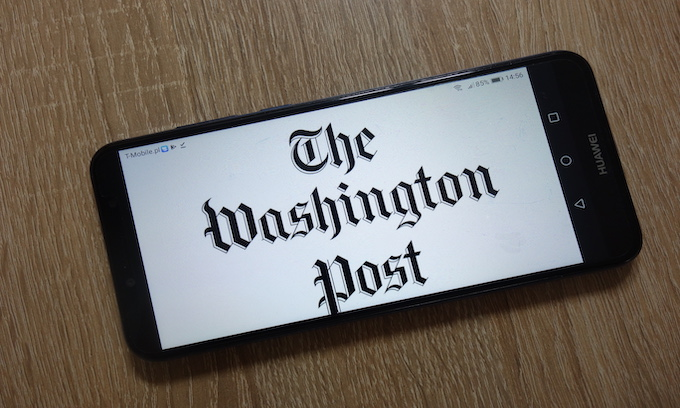 Washington Post suspends reporter for tweeting about Kobe Bryant's rape case