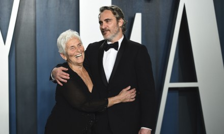 Joaquin Phoenix's weird Oscars speech offers a break from trump derangement syndrome