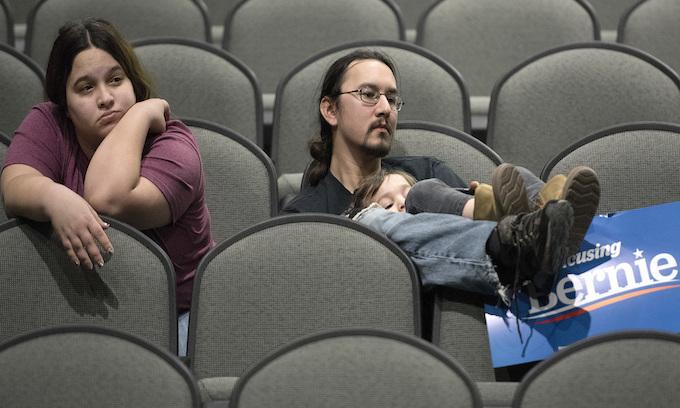 Iowa Caucuses Crash!  Voters Send Message but Democrats Blow the Count