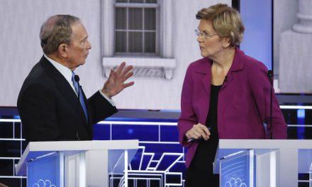 Elizabeth Warren Hits Bloomberg As 'Billionaire Who Calls Women Fat Broads And Horse-Faced Lesbians'