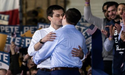 Buttigieg's 'husband' defends Pete from Rush Limbaugh's comments and wonders if America is safe for young people