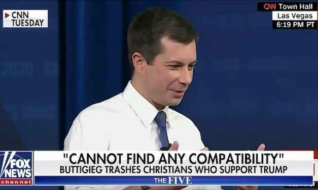 Buttigieg questions how Christians can support Trump: 'I cannot find any compatibility'