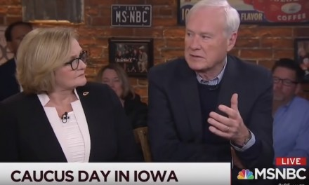 Chris Matthews 'still looking' for Democrat who can beat Trump: 'I'm not happy with this field'