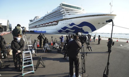 Coronavirus: 60 new cases aboard Diamond Princess cruise ship