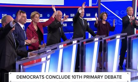 Sanders, Bloomberg take beating in Democrat debate