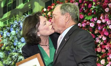 Mike Bloomberg's longtime girlfriend tells women with sexual harassment claims to 'get over it'