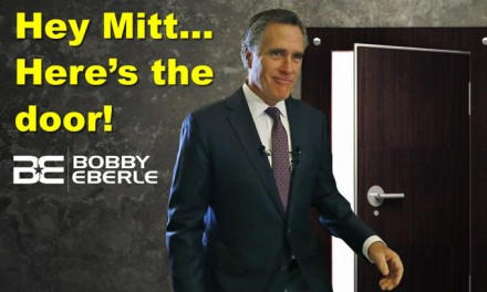 Hey… Mitt Romney… Here's the door! Democrats finally have results from Iowa Caucuses