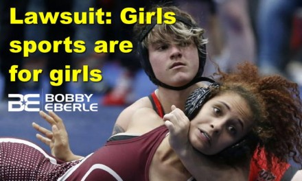 Lawsuit: Keep boys out of girls' sports; Bernie Sanders has establishment in a panic