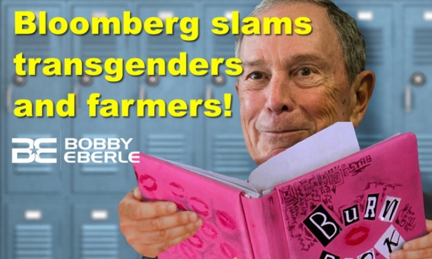Bloomberg slams transgenders, farmers, and more! Bernie: Fox News is more fair than MSNBC