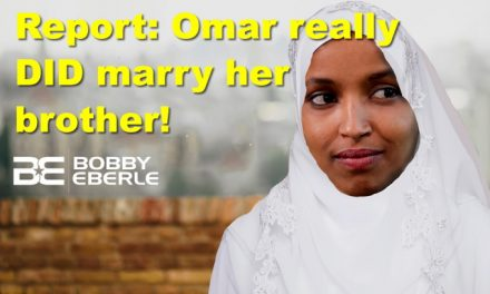 Wow! Omar really DID marry her brother! Democrats freak out as Sanders continues to lead
