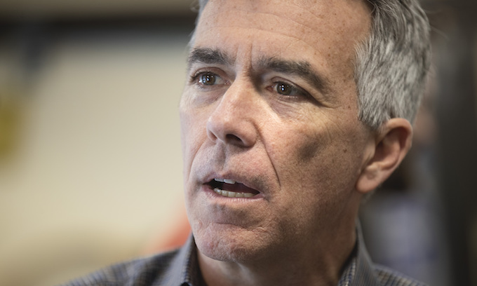 Renegade Joe Walsh vows to campaign for Sanders; '#NeverTrump means never Trump'
