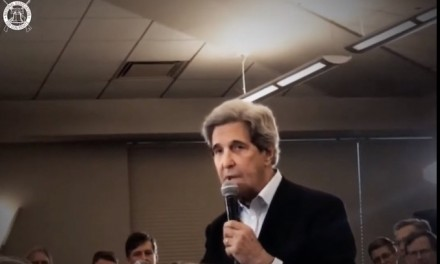 John Kerry boasts of lifelong gun ownership, says he rejects 'AR-16 with a long clip'