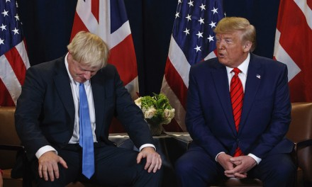 Britain, US, see opportunities, hurdles to pact