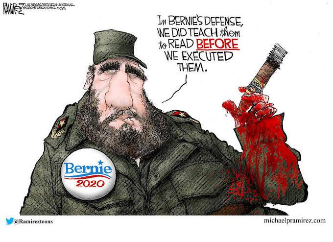 Bernie's Hero