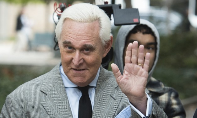 Roger Stone sentenced to 40 months, not 9 yrs. as liberal prosecutors asked