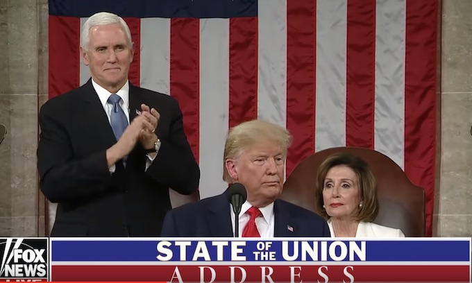 State of the Union: The 'downsizing of America's destiny' has been stopped
