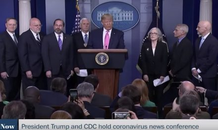 President Trump addresses coronavirus concerns, appoints VP to head response