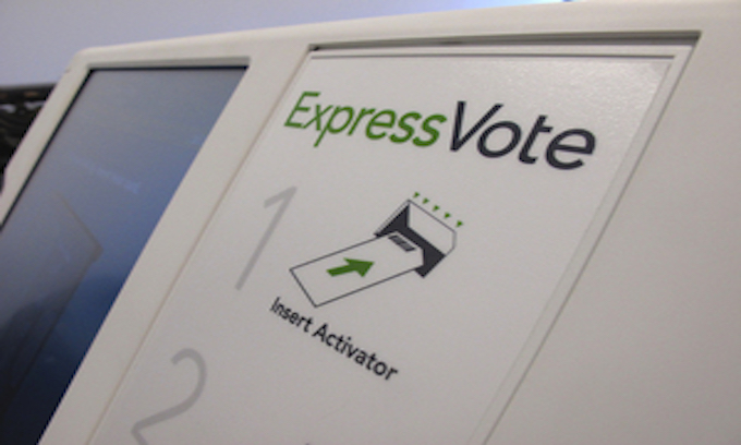 Reliability of pricey new voting machines questioned