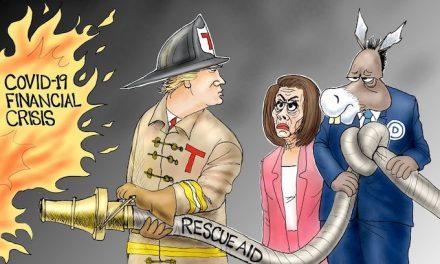 Democrat Arson!