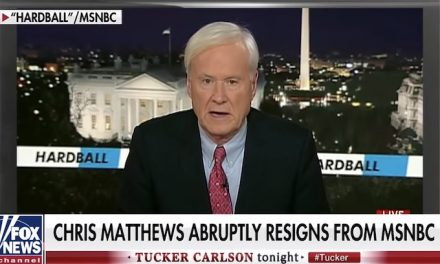 #MeToo: Chris Matthews resigns on air