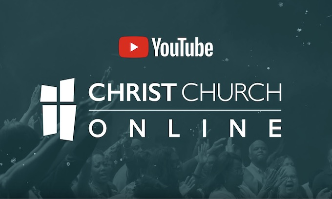 Social-distancing limits shift worship services online