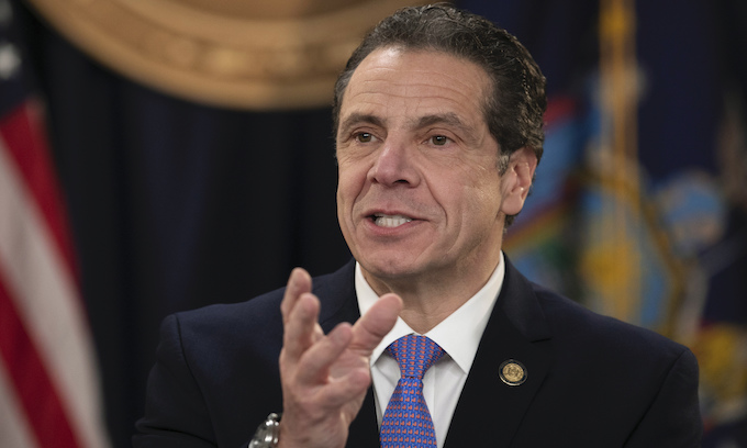 N.Y. cases flatten; Gov. Andrew Cuomo 'won't engage' with Trump