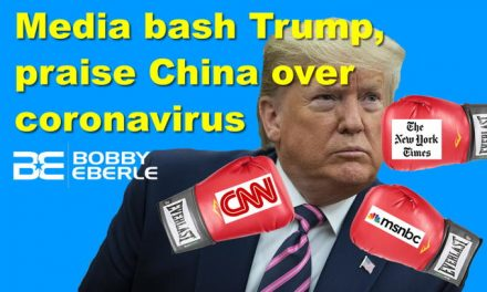 Media bash Trump, praise China over coronavirus; Joe Biden nearly locks up Dem nomination