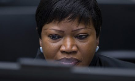 International Criminal Court prosecutor Fatou Bensouda puts American soldiers in her crosshairs