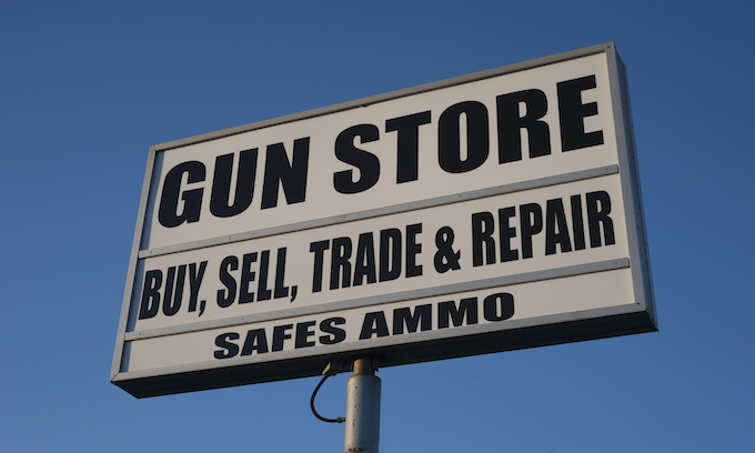 Texas gun, ammo sales skyrocket