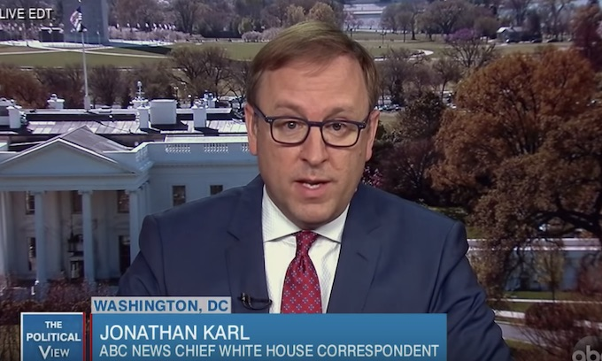 Rubio hurts Jonathan Karl's feelings