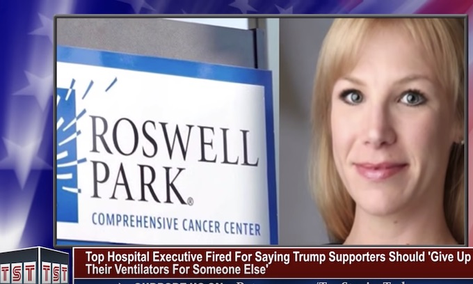 N.Y. hospital execs punished for mocking Trump voters: 'Chew some ibuprofen and be on with your day'