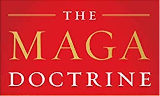 Charlie Kirk identifies the MAGA Doctrine