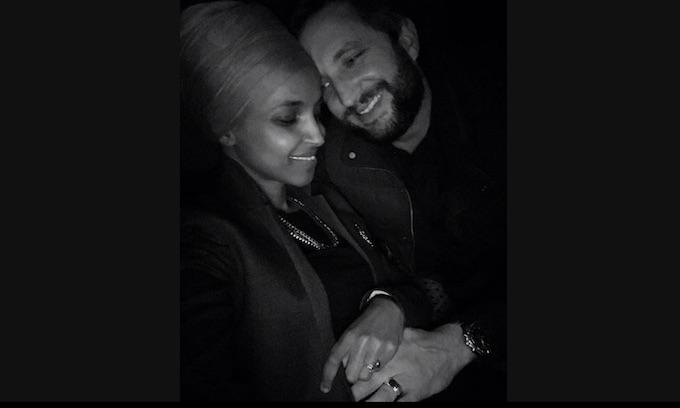 Ilhan Omar marries political partner following scandalous divorces