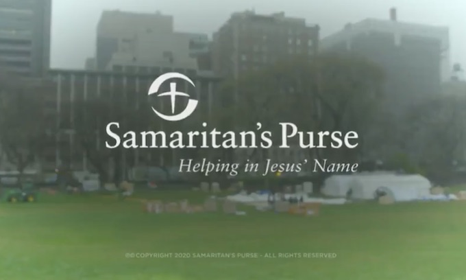 NBC News blasted Christian group behind Central Park field hospital over religious beliefs