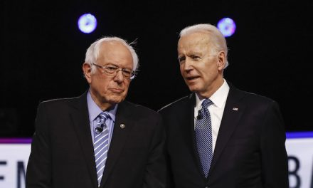Joe Biden's 'Bernie problem'