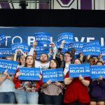 Biden's 'return to normalcy' message doesn't appeal to young progressives