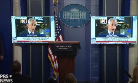 WH Briefing: President plays timeline video; Fauci walks back CNN interview