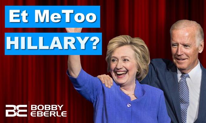 Clinton endorses Biden at virtual town hall – What about Tara Reade and #MeToo?