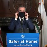 Garcetti: Los Angeles residents ordered to 'remain in their homes'